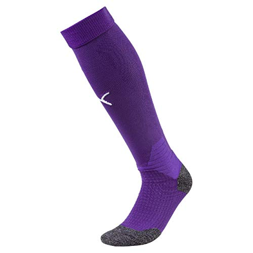 puma Liga prism Mixte Socks Violet Chaussettes Puma White Violet wdzx4qw