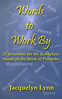 Words Work devotions workplace Proverbs ebook