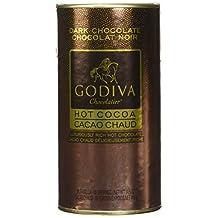 Godiva Dark Chocolate Hot Cocoa Canister, 14.5-Ounces