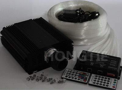 FidgetGear DMX - Juego de Luces de Techo (Fibra óptica, 45 W ...