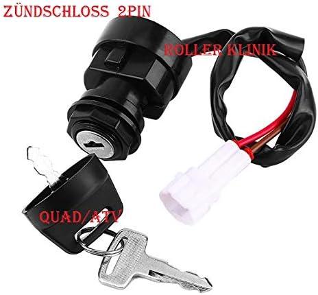 Motorroller Z/ündschloss-Yamaha YFM Quad ATV Ignition Lock for Yamaha
