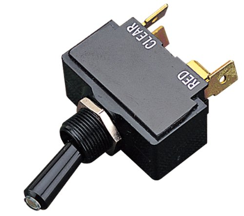 (Sea Dog 420121-1  Light Tip Toggle Switch, On/Of / SPST)
