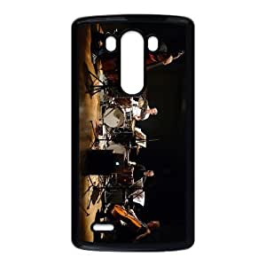 LG G3 Cell Phone Case Covers Black Polwechsel Plastic Phone Case Cover For Guys XPDSUNTR33321