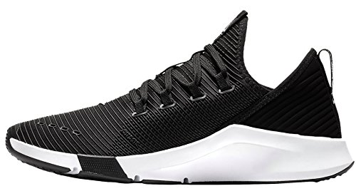 Donna Air 001 Fitness Nike black Nero Elevate Da Scarpe Wmns white Zoom 0PqqwpB5