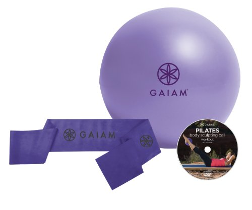 Gaiam 05 60557 Beginners Pilates Kit