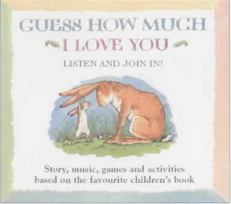 Guess How Much I Love You Book Chart - I Love Charts