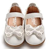 TIMATEGO Toddler Baby Girls Dress Shoes Ballet