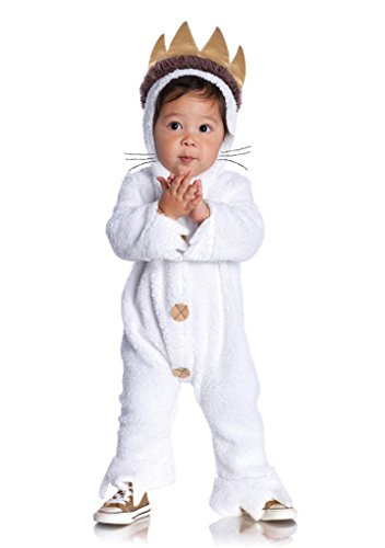 Wild Things Max Costumes (Faerynicethings Child Size Officially Licensed Where The Wild Things Are Max Costume - 18-24 Months)