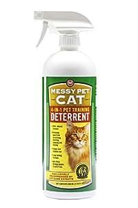 Messy Pet Cat Deterrent Reviews