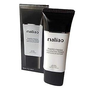 Homeoculture Maliao Photo Finish Foundation Primer Unificateur Deteint, Oil-Free Non Gras N40 Ml Net Wt 1.44fl Oz