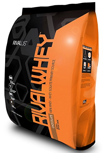 Rival Whey Chocolate 10lb by Rivalus