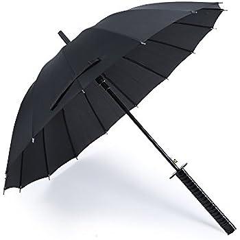 KOOK Japanese Samurai Ninja Sword Katana Umbrella