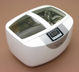 SEOH Ultrasonic Cleaner with Heater for Professional Cleaning Dental Medical Works.