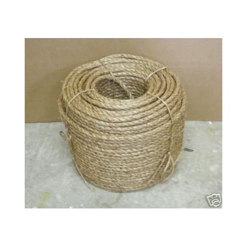 "1/2"" x 600' Manila Rope in Box"