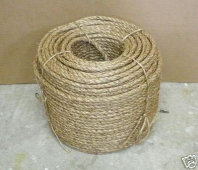 1/2'' x 600' Manila Rope in Box