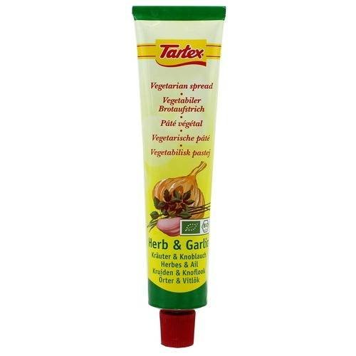 Tartex - Vegetarian Spread - Herb & Garlic - 200g ()