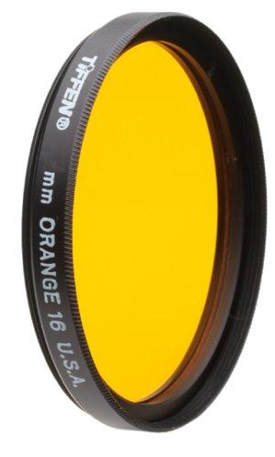 Tiffen 62mm 16 Filter (Orange) by Tiffen