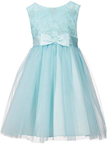 Sleeveless Bow Front Dress - 8