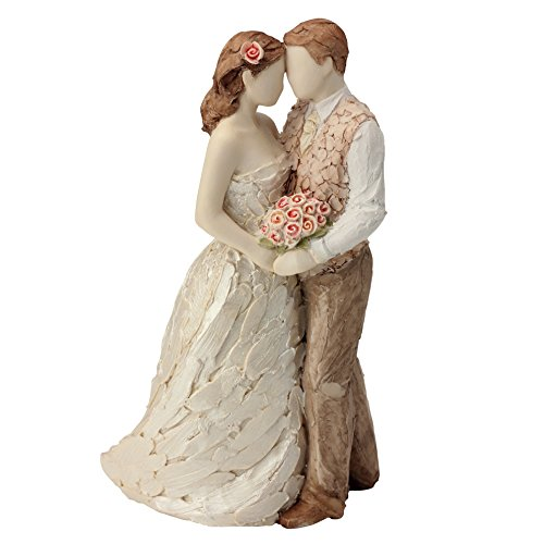 - More Than Words Celebration Cake Topper Figurine by Arora Design Ltd