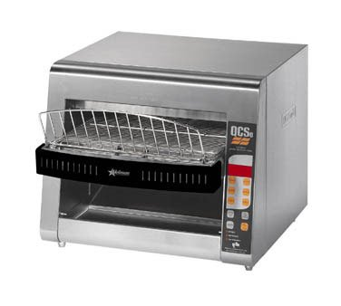 Star Holman QCS Conveyor Toaster - QCSE3-1000 by Star Manufacturing