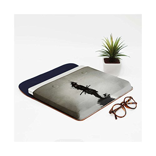 Armored DailyObjects Real Samurai MacBook Pro Envelope Leather For Air Sleeve 13 pqFqndT