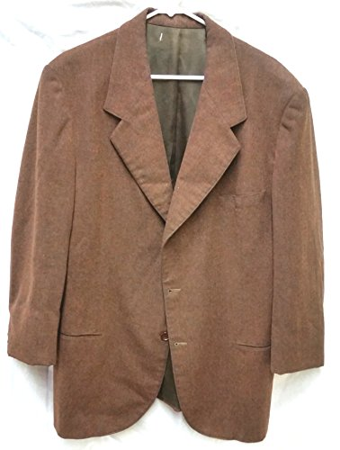 [Brian Keith Suit Western Costume Company Suit Jacket] (Company Costumes Western)