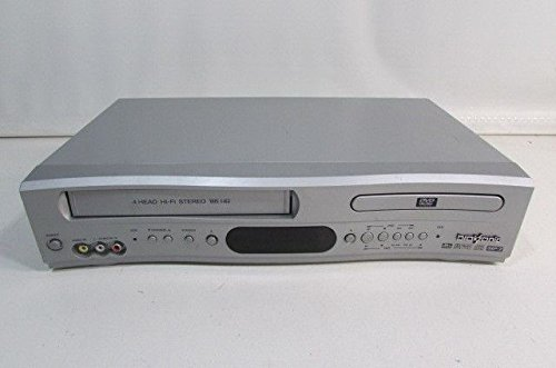 Broksonic DVCR-810 DVD Player Video Cassette Recorder Player VCR Combo Unit MP3 CD DTS 4 Head HIFI Stereo Cable Tuner