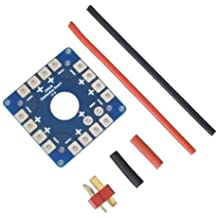 Puuli New Design Power/ESC speed controller Board FOR F KK MK MultiCopter Tricopter xcopter Aircraft