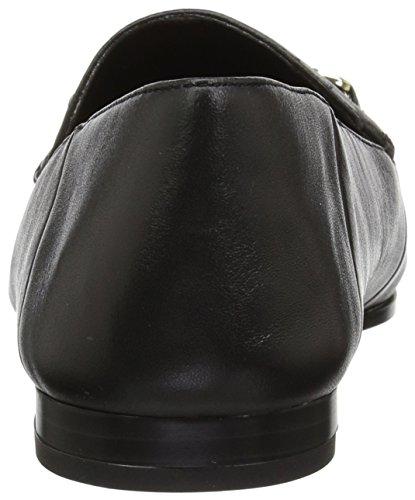 Black Loafer Wildathart Women's West Nine Leather Flat IYHRcqw