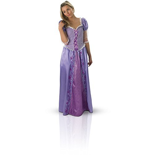 Disney Rapunzel Costumes Adults (Disney Rapunzel Costume - Adult - Medium)