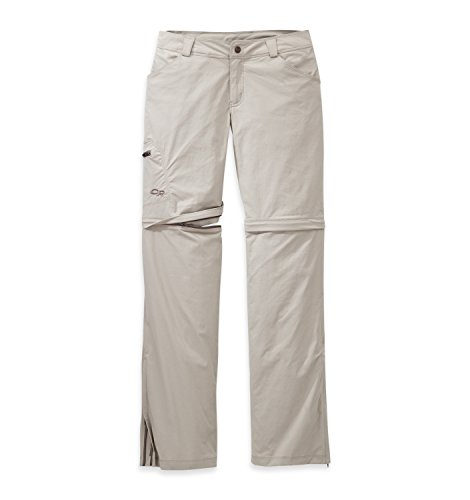 Outdoor Research Women's Equinox Convert Pants, Cairn, - Snowboarding Field Pant