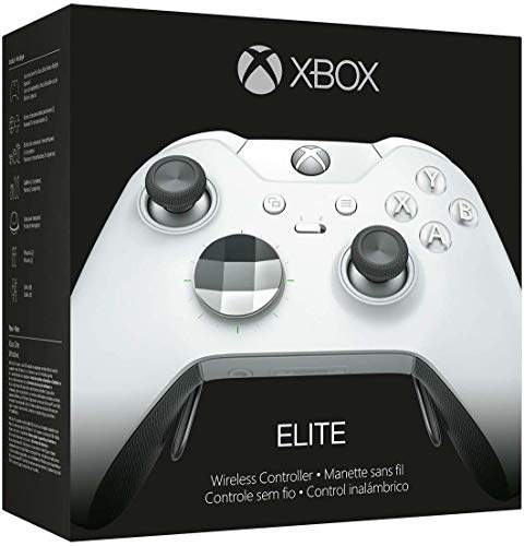Xbox Elite Wireless Controller - White Special Edition (Xbox 360 Modded Control)