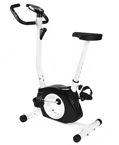 MALATEC Bicicleta Magnético de entrenamiento doméstico Ergometer ...
