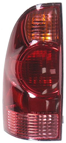 (Taillight Taillamp Rear Brake Light Driver Side Left LH for 05-08 Tacoma Truck)