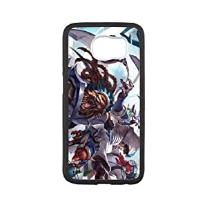 Samsung Galaxy S6 Phone Cover White League of Legends SSW Thresh EUA15971437 Hard Cell Phones Fashion