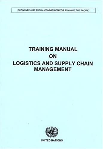 amazon com training manual on logistics and supply chain management rh amazon com hhs logistics management manual (lmm) logistics management training manual