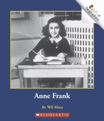 Read Online Anne Frank (Rookie Biographies) ebook