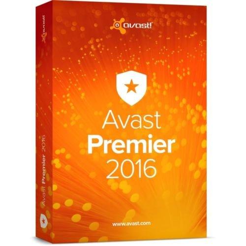 Avast Premier Antivirus 2016 Years product image