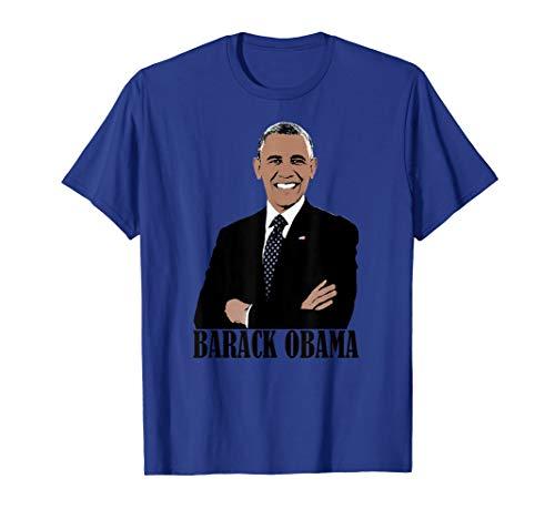 Barack Obama 44th USA President Tshirt