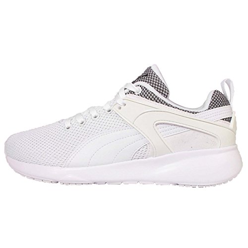 Puma Aril Blaze - Zapatillas para hombre Blanco (Weiß (Weiß/Weiß))