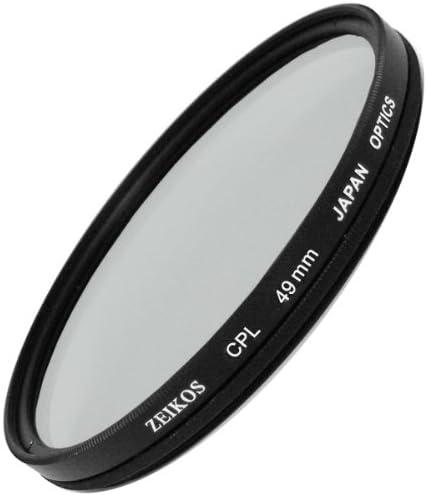 Circular Polarizer CPL Filter for Panasonic HC-X1000 HC-W850 HC-V750