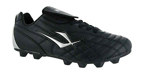 Mirak , Chaussures de foot pour homme Noir Noir 10