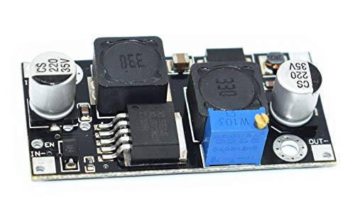 amiciSense XL6019 (Upgrade to XL6009) DC-DC Module Step Up/Down Boost/Buck Output Power Supply Module, Adjustable, 20W Price & Reviews