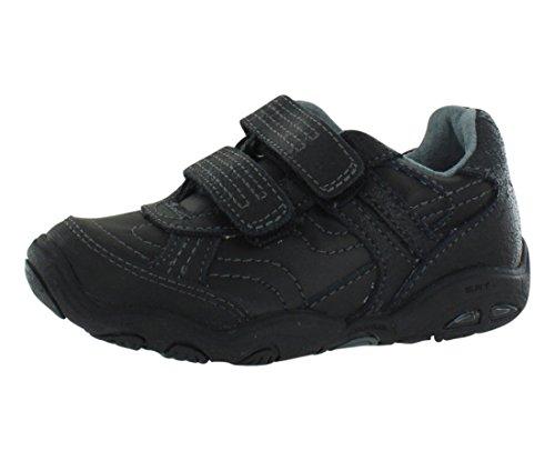 Stride Rite SRT PS Baxter Shoe (Toddler/Little Kid),Black...