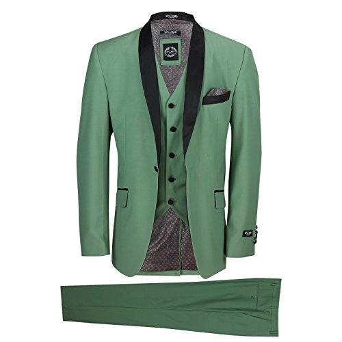 Xposed - Costume - Homme vert Green