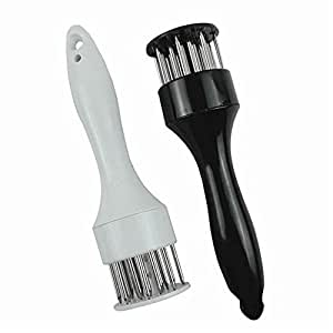 Puscard Profession Meat Meat Tenderizer Needle with Stainless Steel Kitchen Tools.