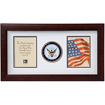 Amazon.com - Military Photo Frame Personalized Veteran Poetry Photo ...