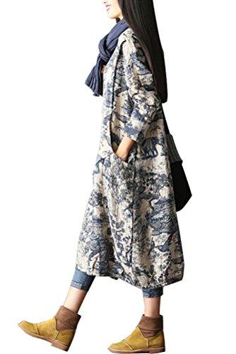 MatchLife - Vestido - para mujer Azul