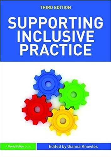 Book Supporting Inclusive Practice and Ensuring Opportunity is Equal for All
