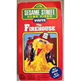 Sesame Street Home Video Visits the Firehouse (VHS)